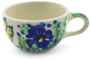 "2"" Miniature Cup - Spring Garden 