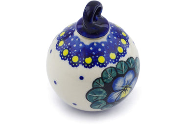 "2"" Ornament Christmas Ball - JZB 
