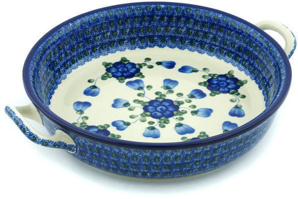 "9"" Round Baker with Handles - Heritage 