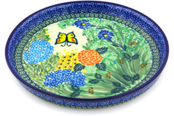 "10"" Cookie Platter - Spring Garden 