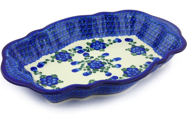 9 cup Serving Bowl - Heritage | Polish Pottery House