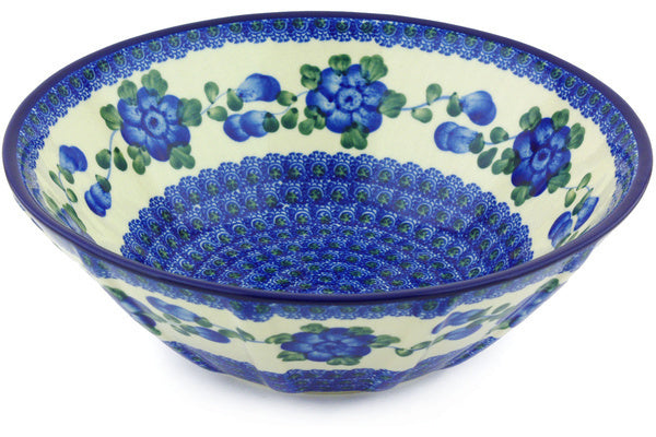 7 cup Serving Bowl - Heritage | Polish Pottery House