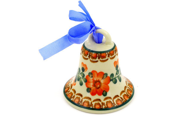 "3"" Bell Ornament - 561A 