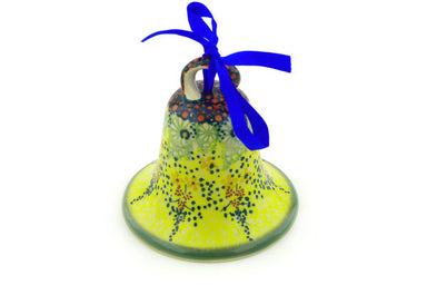 "4"" Bell Ornament - WK52 