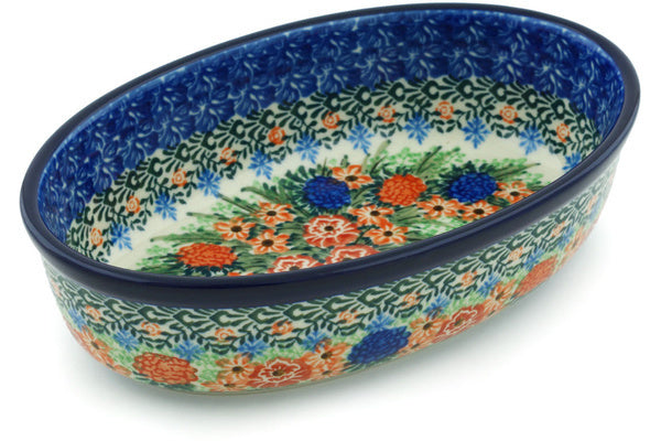 "8"" Oval Baker - U2797 