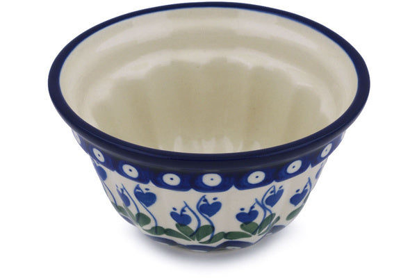 "5"" Bundt Cake Pan - Blue Bell 