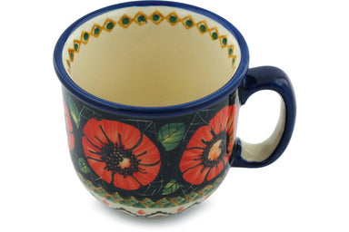8 oz Mug - P4796A | Polish Pottery House