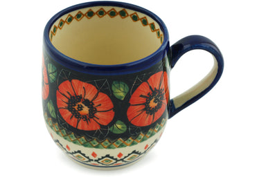 10 oz Mug - P4796A | Polish Pottery House