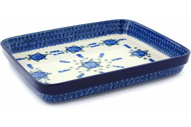 "10"" x 12"" Rectangular Baker - Heritage 