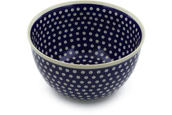 21 cup Serving Bowl - 42 | Polish Pottery House