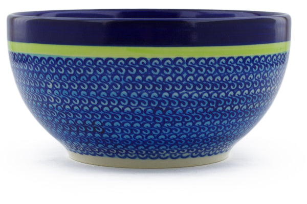 6 cup Serving Bowl - D96 | Polish Pottery House