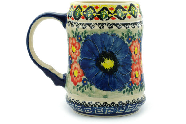 3 cup Stein - P5701A | Polish Pottery House