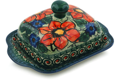 "8"" Butter Dish - P5702A 