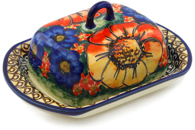 "6"" Butter Dish - Autumn Wonder 