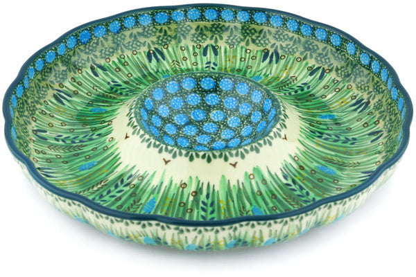 "10"" Chip and Dip Platter - U803 