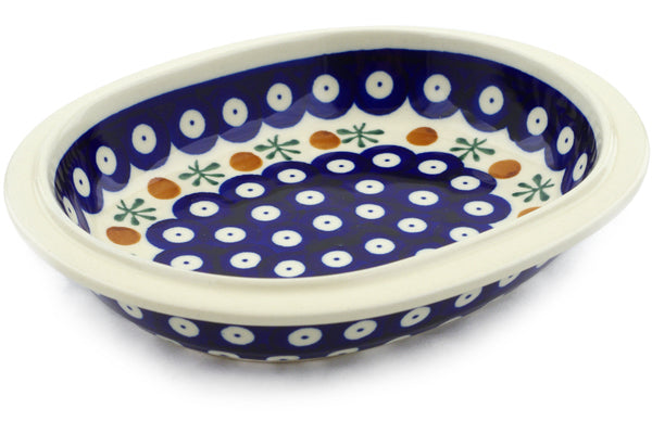 "6"" Condiment Dish - Old Poland 