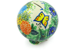 "5"" Ball Bank - Spring Garden 