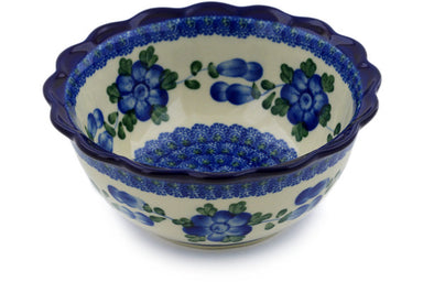 "7"" Scalloped Bowl - Heritage 