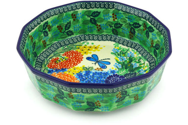 "9"" Serving Bowl - Whimsical 