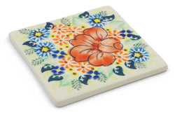 "4"" x 4"" Tile - D117 