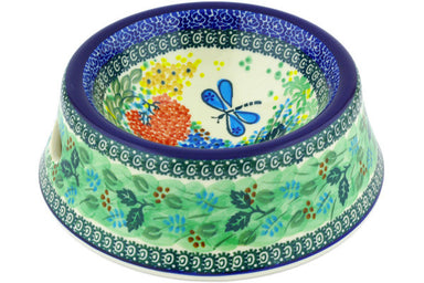 "8"" Pet Bowl - Whimsical 