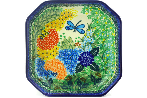 "8"" Serving Bowl - Whimsical 