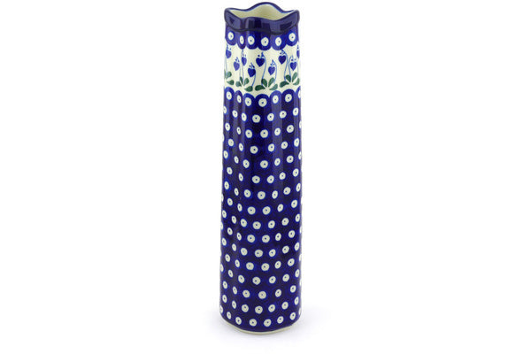 "13"" Vase - Blue Bell 