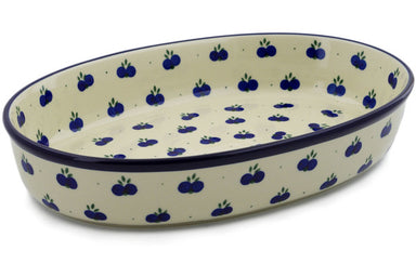 "14"" Oval Baker - 67AX 