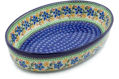 "12"" Oval Baker - U1112 
