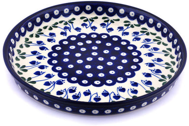 "10"" Cookie Platter - Blue Bell 