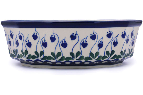 "9"" Serving Bowl - Blue Bell 