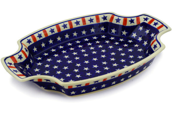 "13"" Platter - Americana 