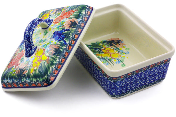 "6"" Butter Dish - U4157 