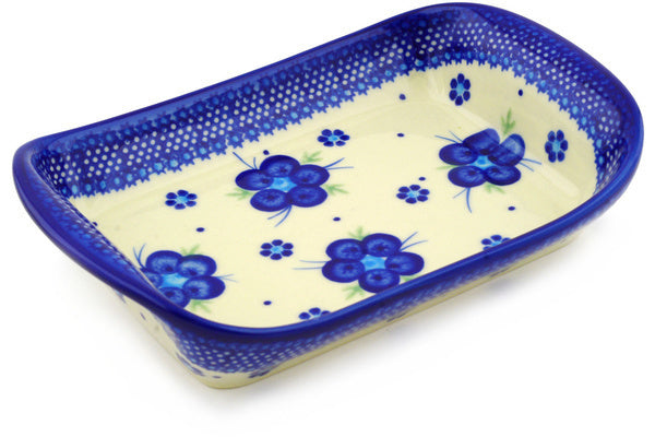 "9"" Platter with Handles - D1 