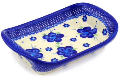 "7"" Platter with Handles - D1 