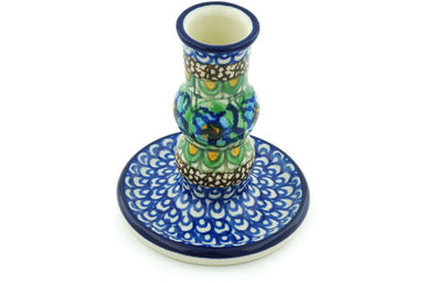 "4"" Candle Holder - Moonlight Blossom 