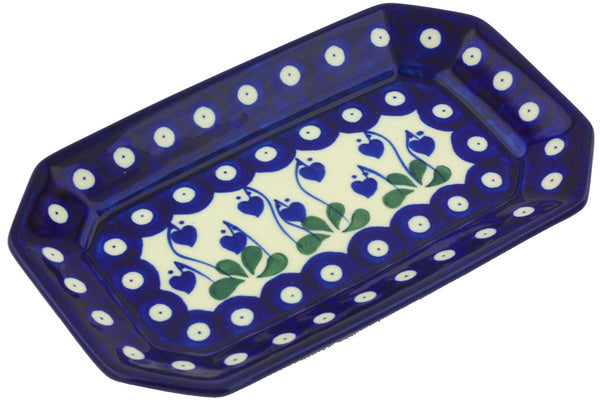 "8"" Platter - Blue Bell 