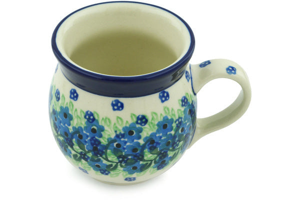 8 oz Bubble Mug - 1293X | Polish Pottery House