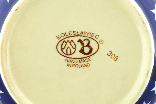 16 oz Set of 6 Bowls - 82 | Polish Pottery House