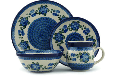 Place Setting - Heritage | Polish Pottery House