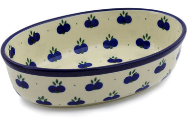 "8"" Oval Baker - 67AX 