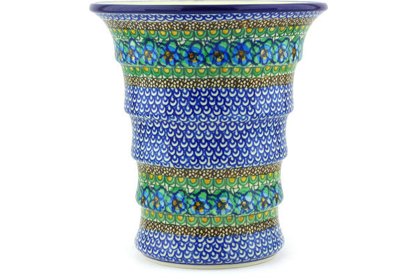 "9"" Vase - Moonlight Blossom 
