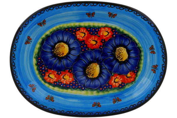 "11"" Oval Platter - P5715A 