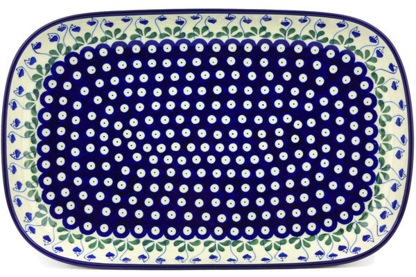 "16"" Platter - Blue Bell 