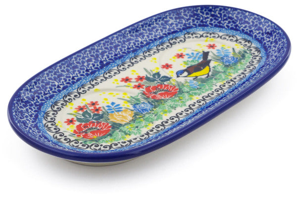 "10"" Sugar and Creamer Tray - U3359 