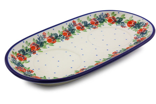 "10"" Sugar and Creamer Tray - 1535X 