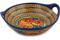 "10"" Serving Bowl with Handles - P5710A 