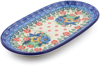 "10"" Sugar and Creamer Tray - U3731 