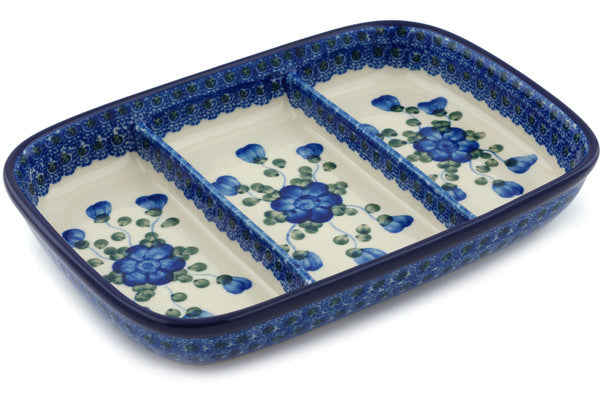 "10"" Divided Dish - Heritage 
