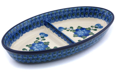 "9"" Divided Dish - Heritage 